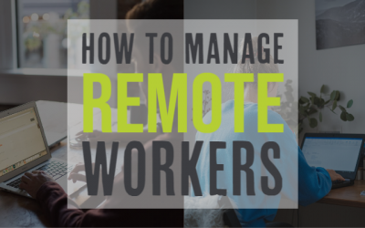How to Manage the Highs and Lows of a Remote Working Team
