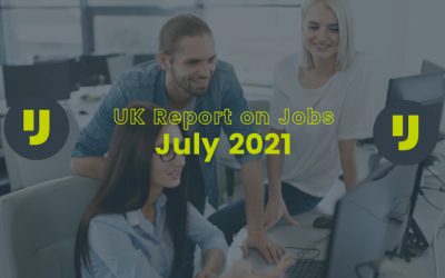 UK Report on Jobs – July 2021
